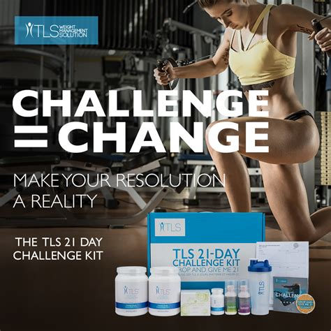 21 Day Detox Challenge Manual by Tls Product Of The Month Tls 174 21 Day Challenge Kit