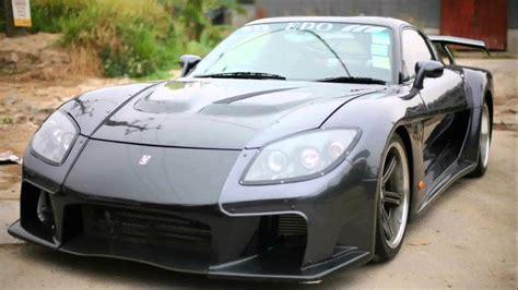 fb rx7 mazda rx7 fb tuning cars youtube