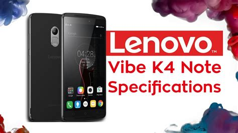 Lenovo K4 Note Pulsa lenovo vibe k4 note specifications release date and price