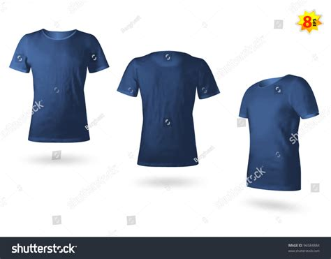 Kaos Pocket Navy Blue t shirt template blue www pixshark images