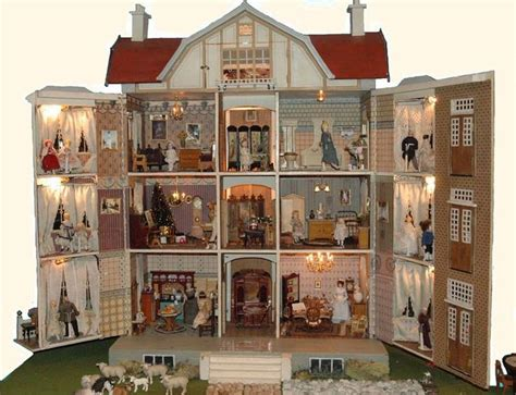 open dolls house best 25 dollhouse interiors ideas on pinterest