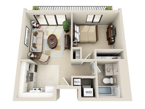 studio apartment 3d floor plans 1 bed 1 bath apartment in grand rapids mi viewpointe