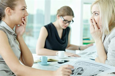 office gossip in the workplace strategic uses for office gossip