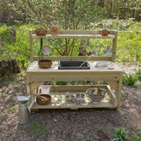 how to build a mudd station mud kitchen mud and how to build on pinterest