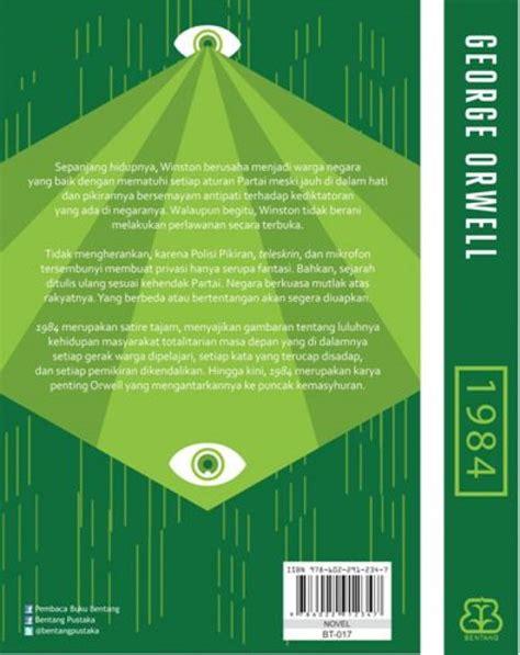 1984 George Orwel By Buku Sosial bukukita 1984 republish toko buku