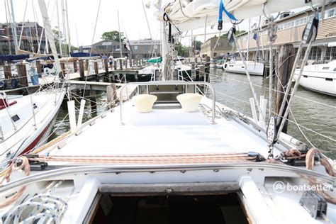 boatsetter annapolis rent a 1983 34 ft hunter hunter 34 sl in annapolis md on