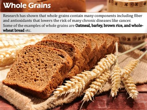 whole grains and cancer 10 top anti cancer fighting foods carefridge