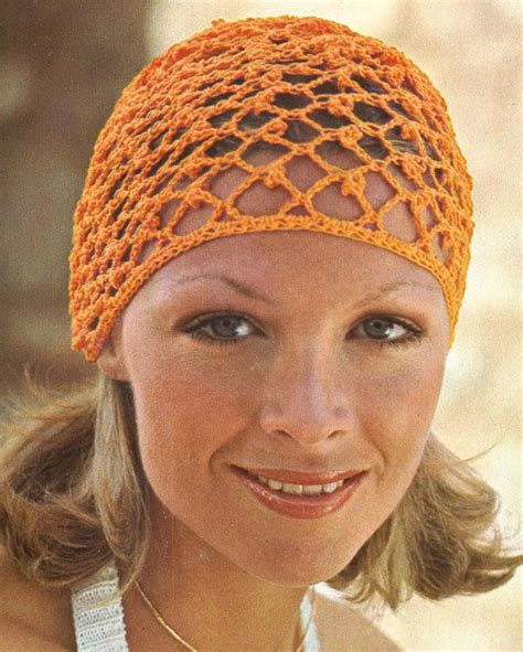 crochet hair look hat patterns 6 different ways to wear a hair net with style