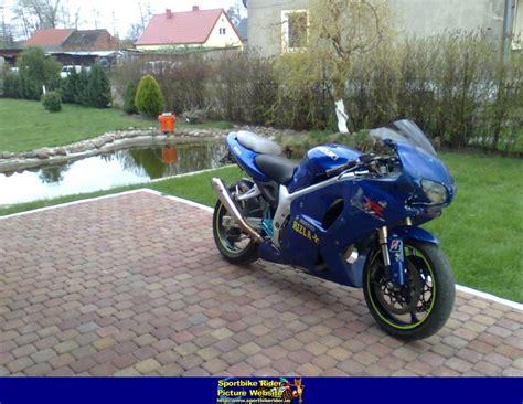 Suzuki Sv650s 2002 Sportbike Rider Picture Website