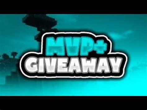 Hypixel Giveaway - hypixel mvp account giveaway youtube