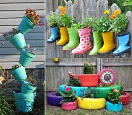 Garden Accessories Diy Some Affordable Yet Creative Ideas For Decorating Your