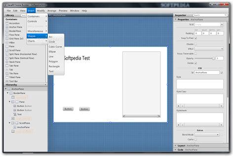 javafx tutorial netbeans scene builder download javafx scene builder 1 0