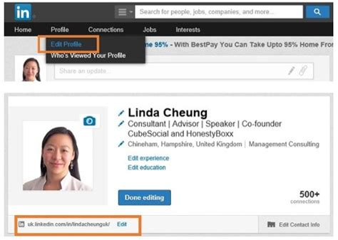 rady careers top 5 linkedin tips for mba students and alumni