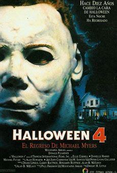imagenes de halloween la pelicula halloween 4 el regreso de michael myers 1988 el
