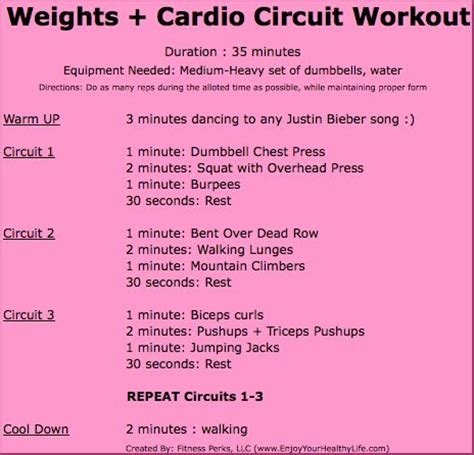 137 best circuit tabata hiit work outs images on
