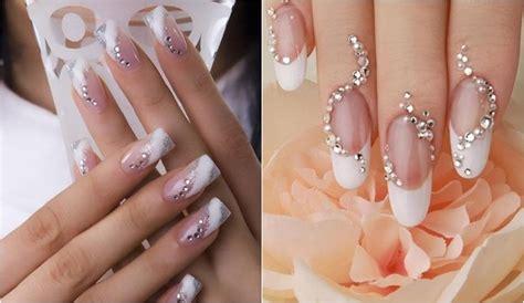 imagenes de uñas acrilicas decoradas unas decoradas acrilico gel porcelana fiberglas para boda
