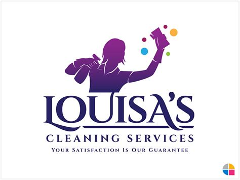 Professional Logo Designs At Affordable Prices Cleaning Services Logo Templates