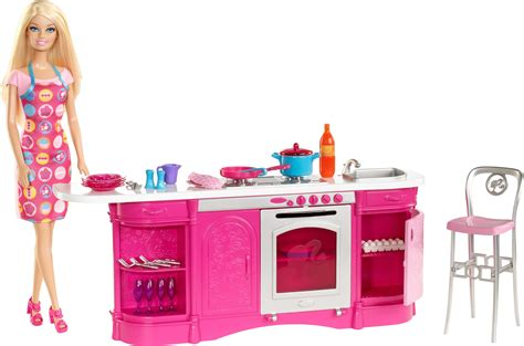 Barbie Cooking Fun Kitchen   Cooking Fun Kitchen . shop