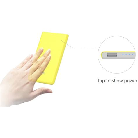 Hame X1 Power Bank 1 Port Usb 4000mah By Www Xsmlstore 1 hame x1 power bank 1 port usb 4000mah blue