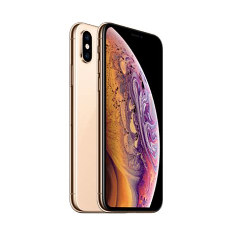 iphone xs max gold gb freephone