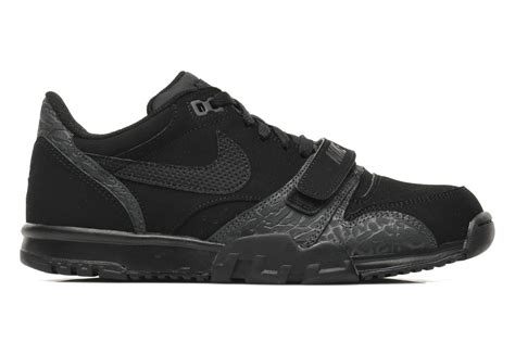 Sepatu Basket Air Low Trainer 1 Michigan nike nike air trainer 1 low st noir baskets chez sarenza 199090