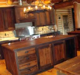 new barn wood kitchen cabinets kitchen cabinets