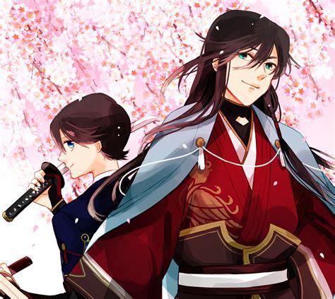 Japanese Cherry Blossom Tree touken ranbu 1837485 zerochan