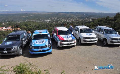 mazda argentina oficial volkswagen amarok veh 237 culo oficial del rally argentina