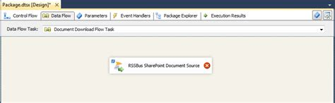 download files from a sharepoint site using the cdata ssis