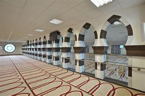 Sheets Of Corian Jamia Mosque In Brierfield Lancashire E Architect