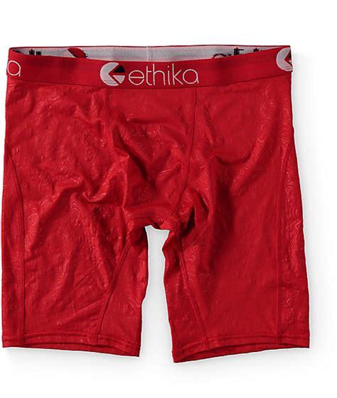 Ethika Staple Boxer Original Celana Boxer 18 ethika the staple boxer briefs zumiez