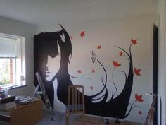 simple wall mural 1000 images about mural ideas on calvin and