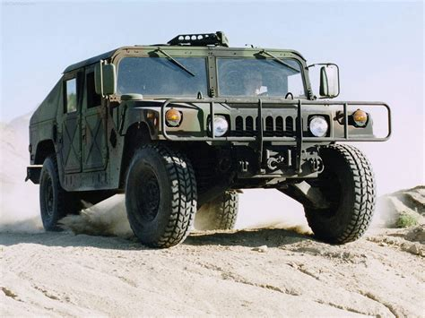 hummer humvee military vehicle 2003