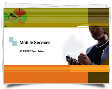 Powerpoint Mobile Services Template T Mobile Powerpoint Template