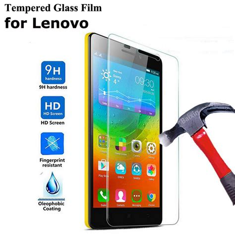 Tempered Glass Lenovo A6010 2 5d tempered glass for lenovo screen protector for lenovo a328 k4 k5 note a7010 a6010