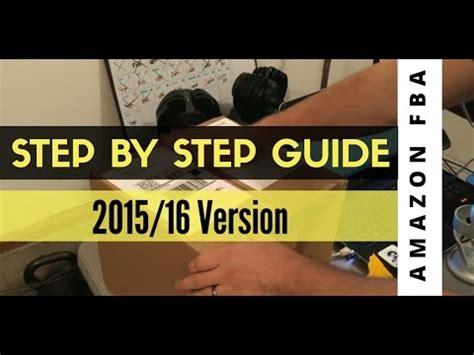fba step by step guide for beginners books fba for beginners step by step guide 2015 phim