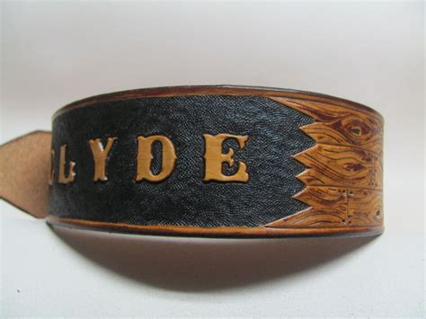 personalized collars handmade custom collar for a large with a handcarved barnwood design by