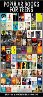 best book series hunger games lessons popular books for teens