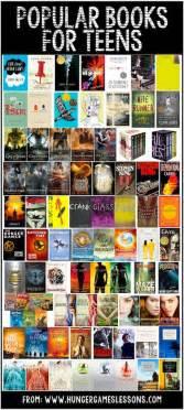 hunger games lessons popular books for teens