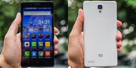 Xiomi Redmi Note 1w Second 1 xiaomi redmi note smartphone besar harga terjangkau kompas