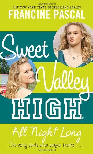 Serial Sweet Valley High Francine Pascal sweet valley high book series by kate william francine pascal