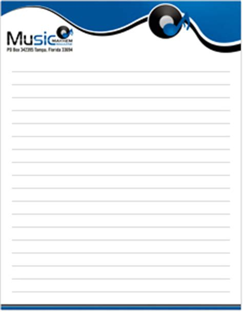 notepad design maker notepad is an affordable source to advertise your brand