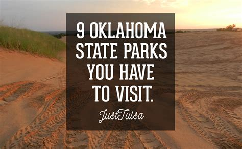 parks in okc 9 oklahoma state parks you to visit justtulsa