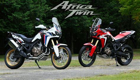 Motorrad Online L Test by Honda 193 Frica Twin Crf 1000 L Dct Motos Online
