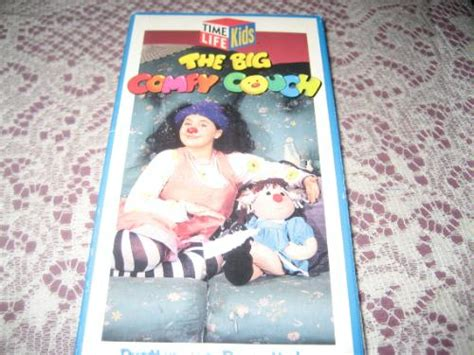 big comfy couch vhs big comfy couch vhs dog breeds picture