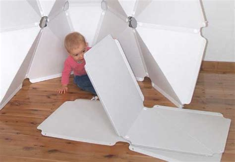 Small High Chair Corrougated Card Wall I Stephen Procter Designer