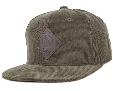 Cap Snapback Green Army Topi Snapback Green Army offspring cord army green snapback upfront caps hatstoreworld