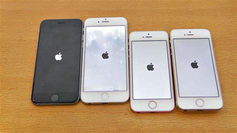 ios  beta  iphone     se   speed test