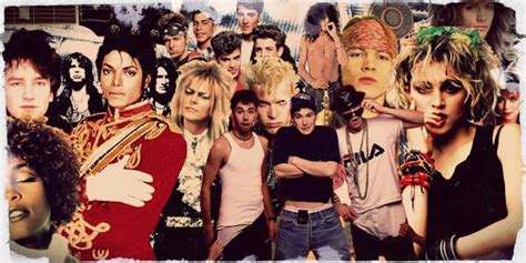 music in 80s the 1980s american pop culture history