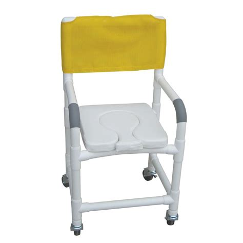 mjm pvc shower chair with soft seat soft seat deluxe